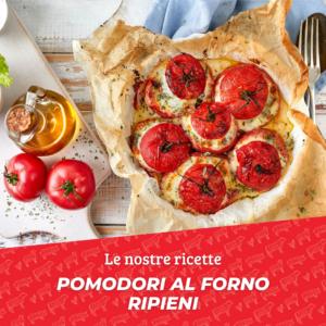 Maggio_Pomodori al forno ripieni